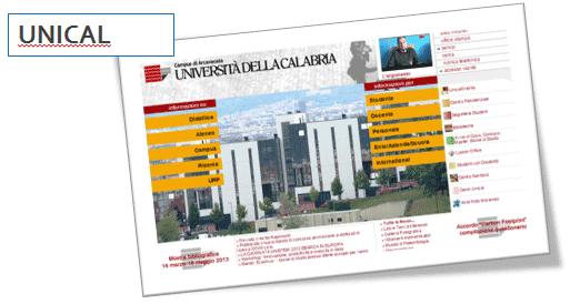 unicalweb